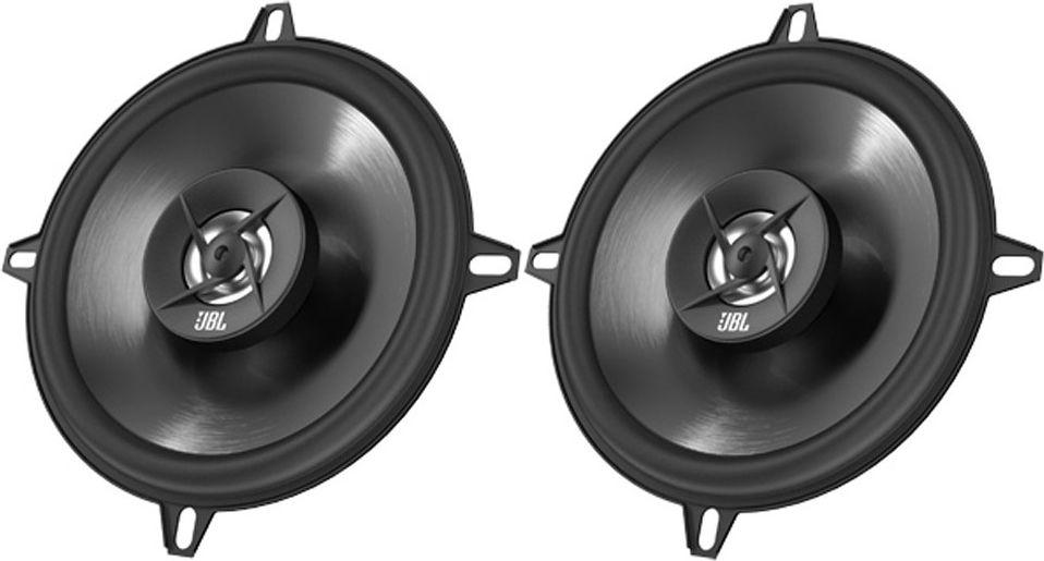 JBL Stage 502 колонки автомобильные (без решетки)STAGE 502Полипропиленовые низкочастотные динамики создают мощную основу из басов и средних частот, а купольные высокочастотные динамики изполиэфиримида дополняют полнодиапазонный звук четкими высокими частотами.