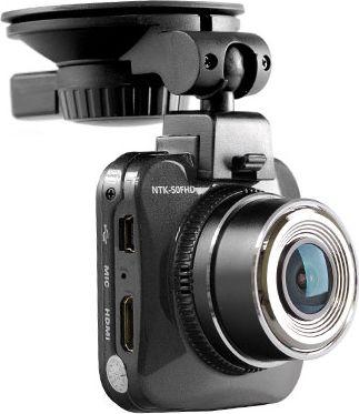 Sho-Me NTK-50FHD видеорегистраторNTK-50FHDОдной из главных особенностей Sho-Me NTK-50FHD является возможность записи в высоком качестве. Модель позволяет производитьзапись видео в разрешении Super Full HD, таким образом видимость в хорошую погоду достаточно высокая. Номерной знак можно прочитать срасстояния до 20-30 метром от капота. Широкоугольный объектив позволяет захватить более широкий диапазон дорожного полотна.Устройство сможет зафиксировать ситуацию на дороге, которая будет вызвана перестроением автомобиля с соседней полосы. За счетвстроенного G-сенсора происходит автоматическая блокировка файла во время аварии. Данная функция будет весьма полезна дляпользователей, которые собираются оставлять регистратор включенным на парковке или стоянках. Благодаря высокой скорости записидинамические объекты будут выглядеть четко даже во время замедленного просмотра. Особенности видеорегистратора SHO-ME NTK-50FHD: · Высокое разрешение видеозаписи до 1920х1080р Full HD, 30 кадр/сек · Процессор Novatek NT96650+0330 · Широкоугольный объектив 170° · ЖК-дисплей размером 2,0 дюйма с высоким разрешением для отображения видео во время записи и воспроизведения · Расширенный динамический диапазон (функция WDR) · Непрерывная запись · Датчик движения · G-сенсор (автоматическая блокировка файла во время аварии) · Цифровой зум (4Х) · Удобный пользовательский интерфейс · Поддержка карт памяти MicroSD (TF-карта) объемом до 32 Гб · Поддержка USB и HDMI · Встроенная литий-ионовая батарея (260мА) · Надежное крепление на присоске