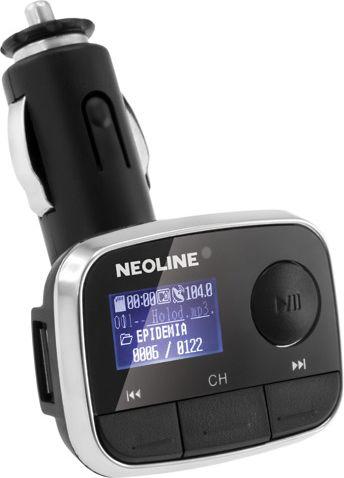 Neoline Bliss FM, Black автомобильный FM-модулятор