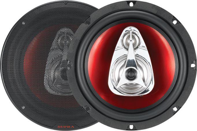 Supra RLS-830 колонки автомобильные - Акустика и видео - Автоакустика и усилители