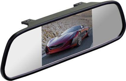 "Silverstone F1 Interpower IP Mirror HD 5"" зеркало заднего вида с монитором"