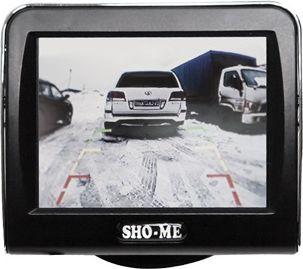 Sho-Me KD200 автомобильный мониторKD200Монитор парковочной системы Sho-me KD-200 выполнен в стильном дизайне и имеет удобное крепление, которое позволяет установить егопрактически в любом удобном месте салона автомобиля, потратив на инсталляцию минимум времени. Кнопки управления удобно расположены назадней панели монитора. Формат 4:3 Диагональ дисплея 3.6  Разрешение 240x320 Цветность: RGB Питание 12-16 В Потребляемая мощность 6 Вт