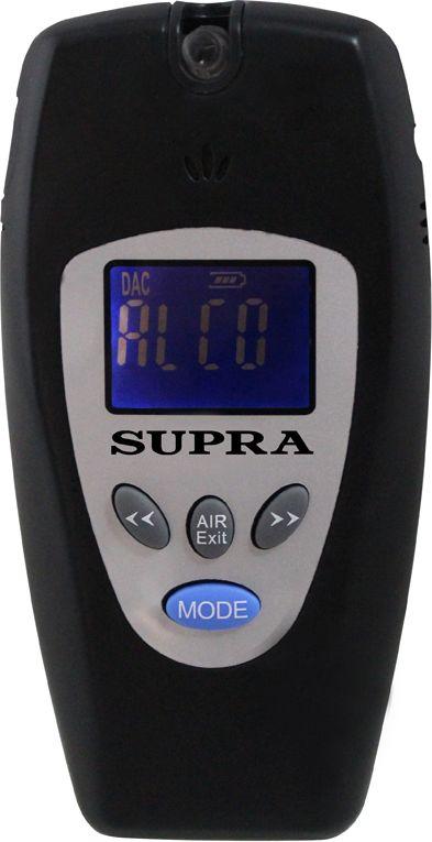 Supra ATS-301, Black алкотестер полупроводниковый