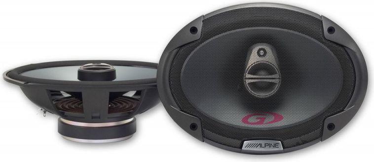 Alpine Type-G SPG-69C3 колонки автомобильные - Акустика и видео - Автоакустика и усилители