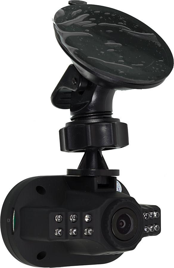 Sho-Me HD34-LCD видеорегистраторHD34-LCDD34-LCD способен снимать видео в разрешении Full HD (интерполяция). Угол обзора объектива девайса равен 120 градусам (подиагонали). Такая особенность позволит Вам видеть на записи картинку с отображением достаточно широкого пространства впередитранспортного средства. Помимо этого, гаджет наделен подсветкой, с помощью которой Вы сможете снимать видео в условиях плохойосвещенности дороги. HD34-LCD оснащен G-сенсором. При его срабатывании видеофайлу, который будет создан во время резких торможений, столкновений идругих аналогичных изменений положения автомобиля, будет присвоен статус защищенного. Это означает, что запись не удалится.Посредством работы датчика движения гаджет автоматически начнет регистрацию событий в случае, если объектив устройства зафиксируетперемещения каких-либо объектов. В HD34-LCD встроена аккумуляторная батарея. Благодаря этому у Вас будет возможность снимать видео или фото вне салонаавтомобиля. Также прибор имеет микрофон и динамик. С их помощью Вы сможете обладать полной информацией о том или иномпроисшествии. Просмотр записей возможен на интегрированном в девайс LCD-дисплее 1.5, а также на мониторе ПК. Особенности видеорегистратора SHO-ME HD34-LCD: · Камера 5 Мп · LCD-дисплей 1.5 · Угол обзора 120 градусов (по диагонали) · Разрешение - 1920х1080 (интерполяция) · Разрешение фото до 5 Мп · Детектор движения · G-сенсор · Ручная блокировка файлов от удаления · Встроенная память (64 Мб) · Микрофон и динамик · Подсветка · Цикличная запись · 4-кратное цифровое увеличение · Встроенный аккумулятор