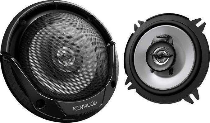 Kenwood KFC-E1365 колонки автомобильныеKFC-E1365Колонки автомобильные Kenwood KFC-E1365 250Вт 91дБ 4Ом 13см (5дюйм) (ком.:2кол.) коаксиальные двухпо