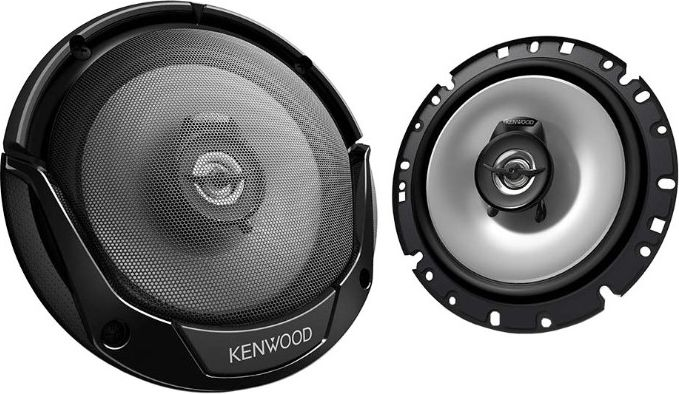 Kenwood KFC-E1765 колонки автомобильныеKFC-E1765Колонки автомобильные Kenwood KFC-E1765 300Вт 92дБ 4Ом 17см (6 3/4дюйм) (ком.:2кол.) коаксиальные дв