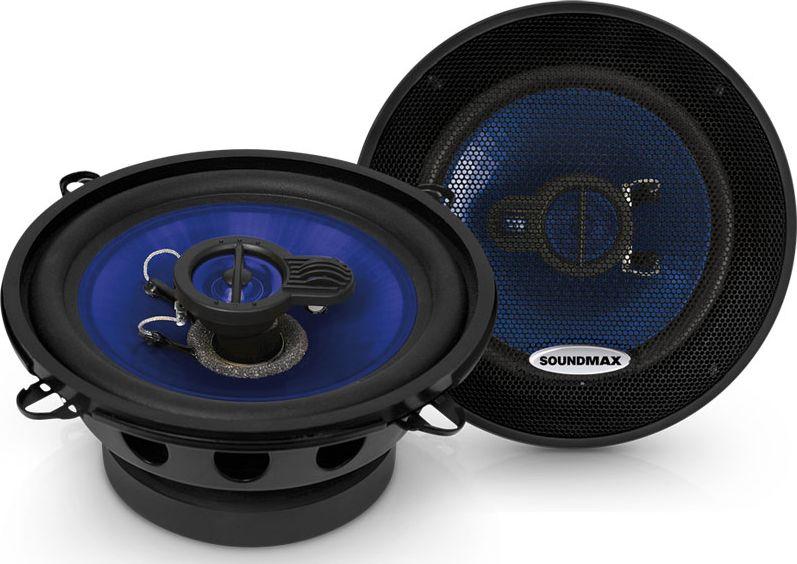 Soundmax SM-CSE503 колонки автомобильные - Акустика и видео - Автоакустика и усилители