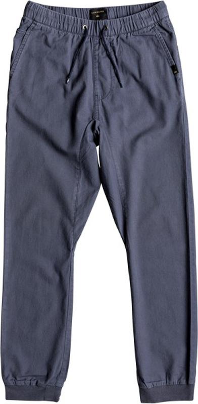 Брюки спортивные для мальчика Quiksilver, цвет: серо-синий. EQBNP03064-BYL0. Размер 128/134 брюки спортивные для мальчика quiksilver цвет серый eqbfb03064 sjsh размер 146 152