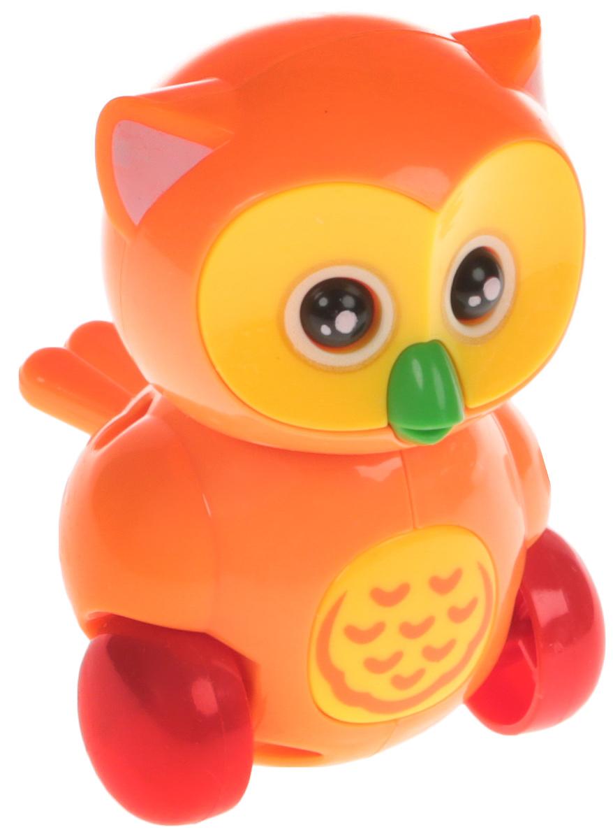 Bampi Заводная игрушка Сова цвет оранжевый игрушка