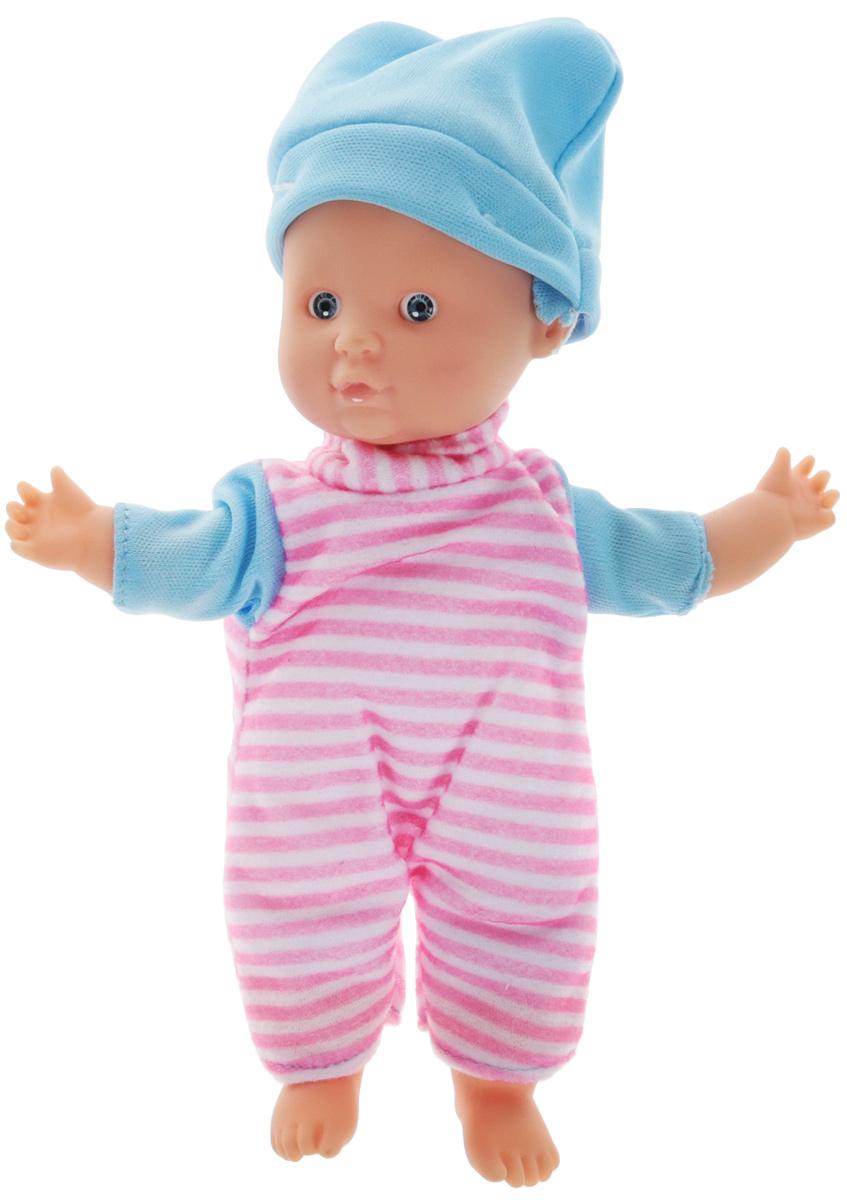 Mary Poppins Пупс Дени цвет одежды голубой белый розовый