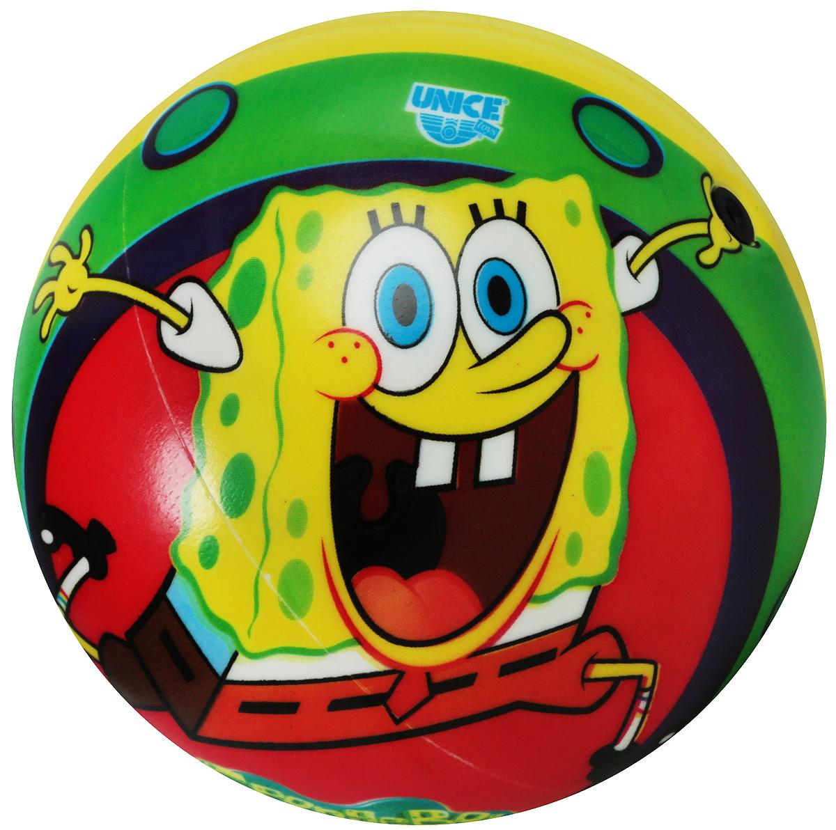 Unice Мяч Губка Боб 15 см unice винкс 15 см