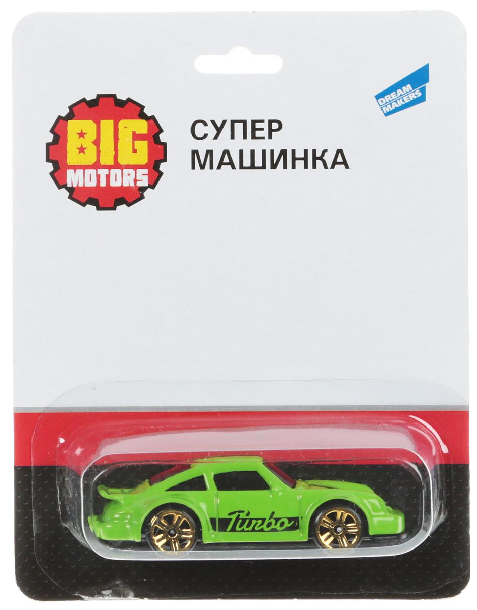 Big Motors Супер машинка цвет салатовый