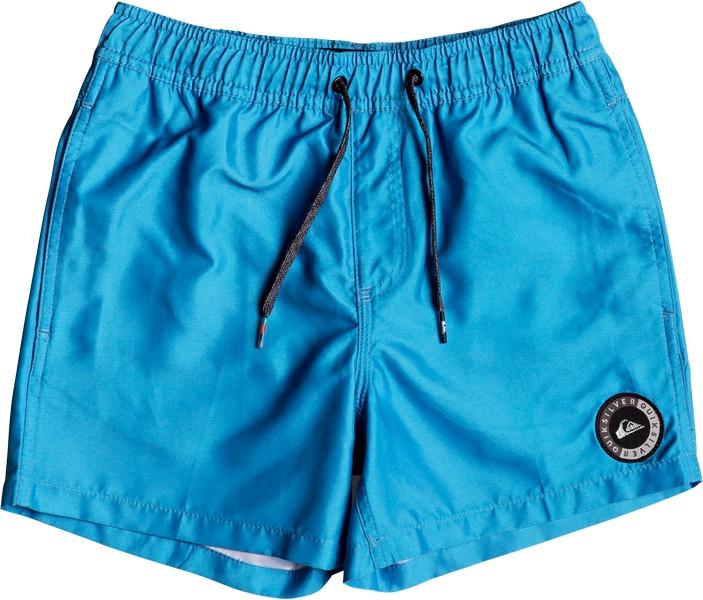 Шорты для мальчика Quiksilver, цвет: синий. EQBJV03141-BMM0. Размер 128/134EQBJV03141-BMM0