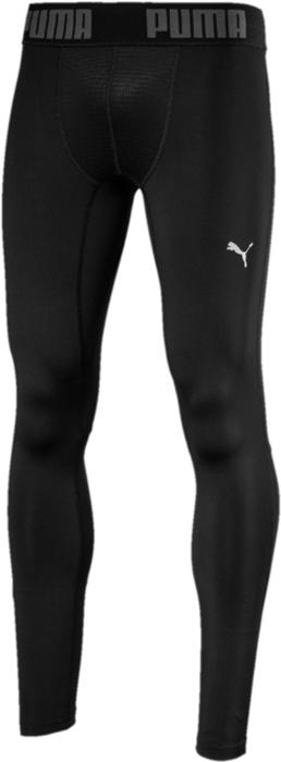 Тайтсы мужские Puma Energy Tech Tight, цвет: черный. 51650502. Размер XXL (52/54) брюки accelerate tight