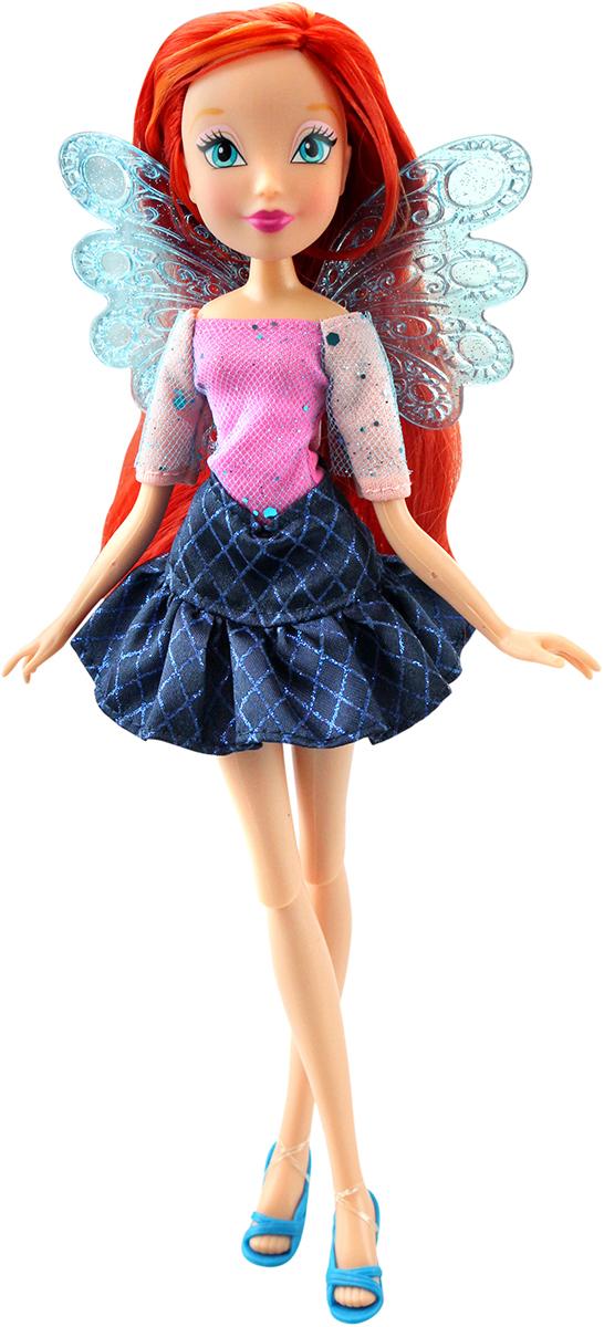 Winx Club Два наряда Кукла Блум ребекка блум