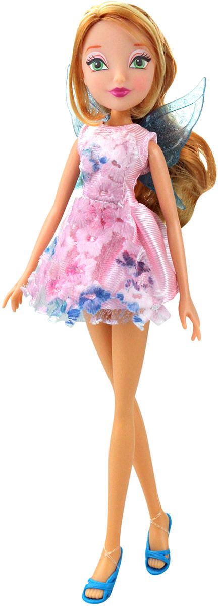 Winx Club Магическое сияние Кукла Флора