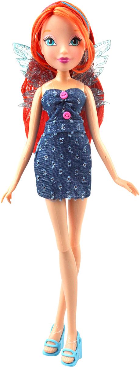 Winx Club Стильная штучка Кукла Блум ребекка блум