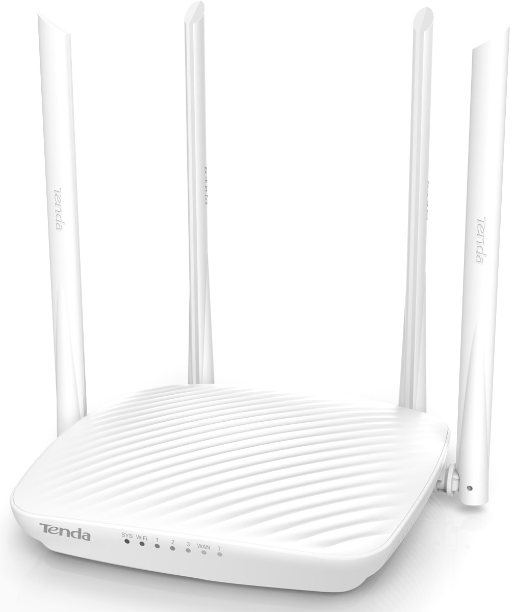Tenda F9 маршрутизатор wi fi роутер tenda f9