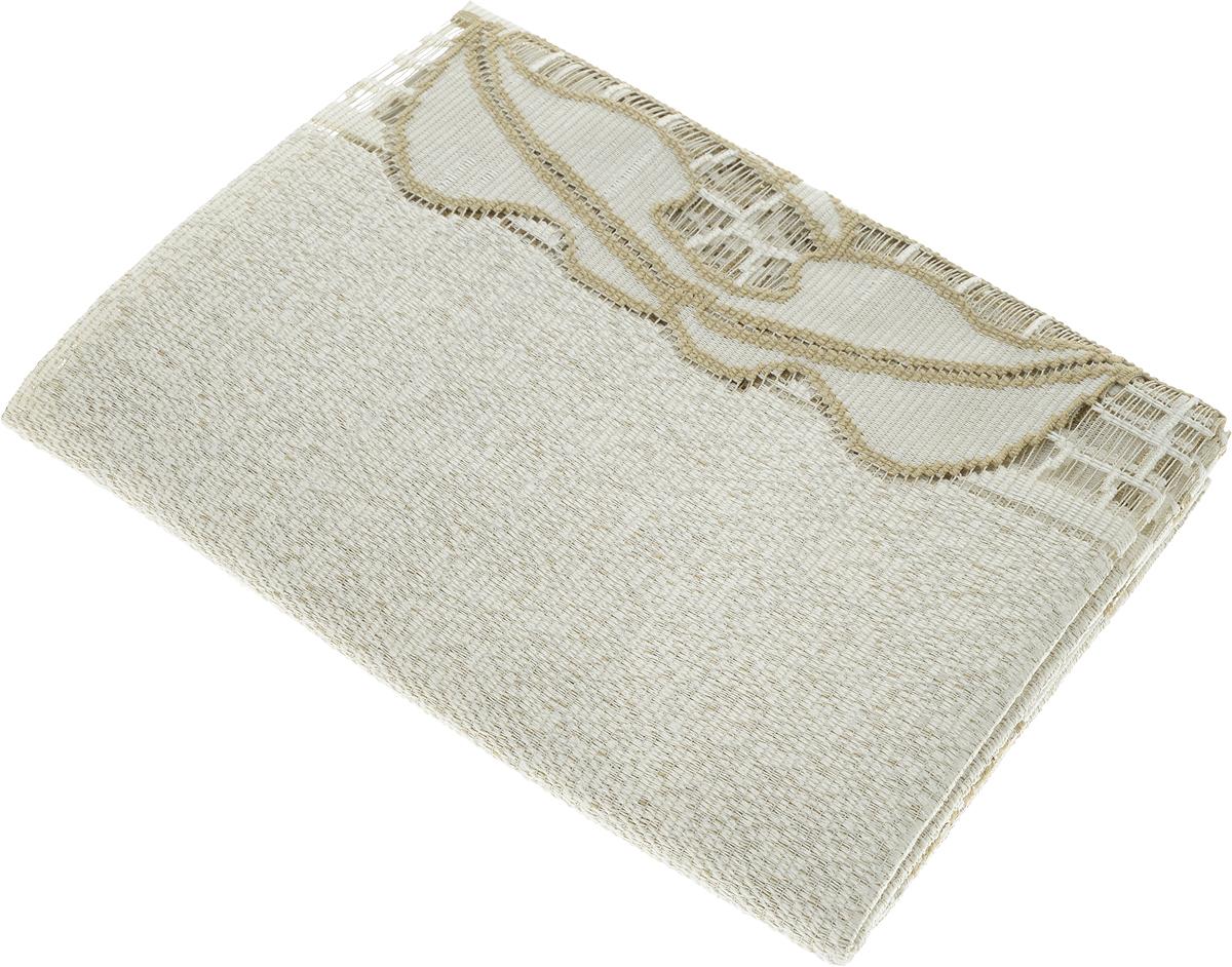 Скатерть Haft, квадратная, цвет: ванильно-оливковый, 120 x 120 см. 50912-120 haft 206841 120