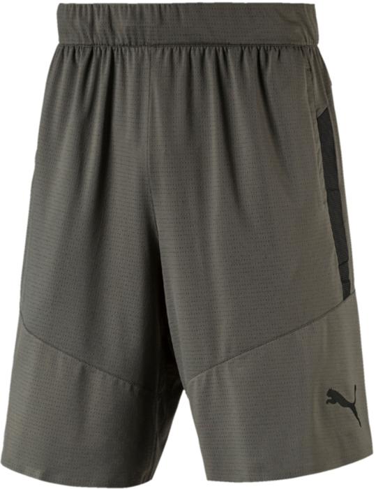 Шорты мужские Puma BND Tech Knit Short, цвет: серый. 51633702. Размер XL (50/52) шорты спортивные puma puma pu053emiye01