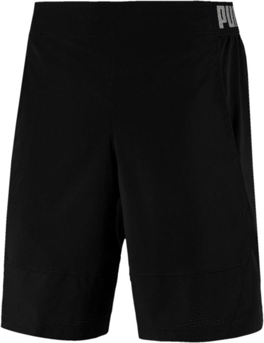 Шорты мужские Puma Vent Stretch Wvn Short, цвет: черный. 51633001. Размер XXL (52/54) шорты спортивные puma puma pu053ewqpb47