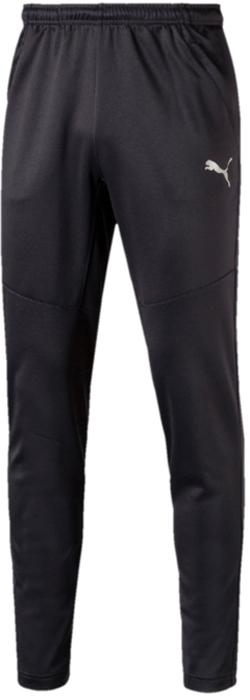 Брюки мужские Puma ftblNXT Pant, цвет: темно-серый. 65502. Размер S (44/46)65502Спортивные брюки Puma ftblNXT Pant изготовлены из высоко функционального материала dryCELL, декорированы логотипом PUMA, нанесенным методом термопечати на левую штанину. Анатомический крой и фигурная ластовица способствуют полной свободе движений. Высокий пояс снабжен затягивающимся шнуром. Имеются два боковых кармана на молниях. Фасон в обтяжку по фигуре с зауженными штанинами. Подходят на все случаи жизни! Прогрессивная коллекция футбольной экипировки ftblNXT гарантирует максимум удобства для футболистов в дни матчей, на тренировках и на отдыхе.