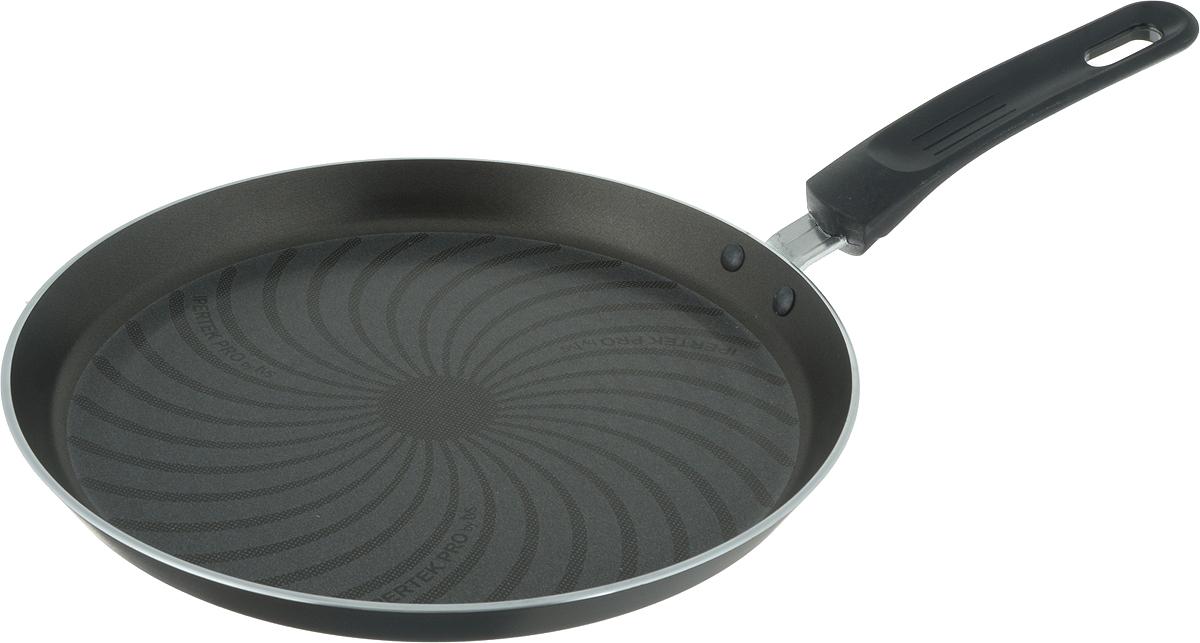 Сковорода для блинов TVS Diva, с антипригарным покрытием. Диаметр 25 см цена