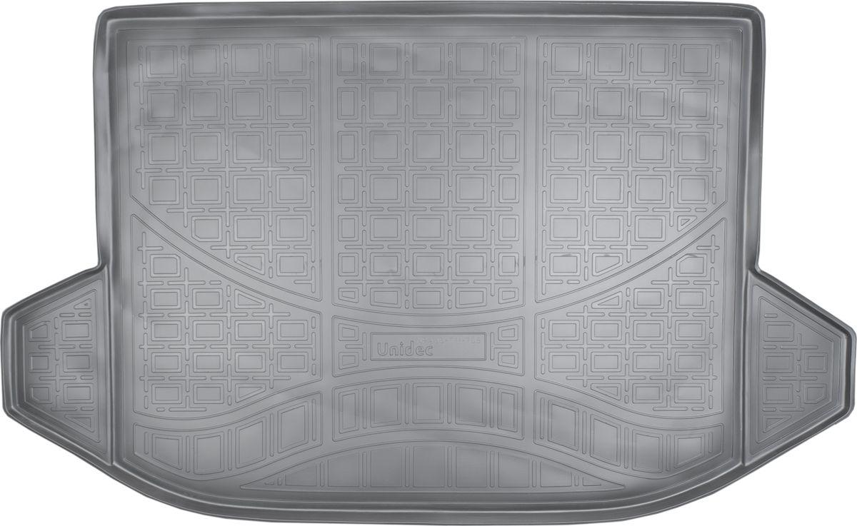 Ковер автомобильный NorPlast, в багажник, для Chery Tiggo 5, 2016-2016, полиуретанNPA00-T11-705Прочные и долговечные коврики в салон автомобиля NorPlast, изготовленный из высококачественного и экологичного сырья, полностью повторяет геометрию салона автомобиля. - Надежная система крепления, позволяющая закрепить коврик на штатные элементы фиксации, в результате чего отсутствует эффект скольжения по салону автомобиля. - Высокая стойкость поверхности к стиранию. - Специализированный рисунок и высокий борт, препятствующие распространению грязи и жидкости по поверхности коврика. - Перемычка задних ковриков в комплекте предотвращает загрязнение тоннеля карданного вала. - Произведены из первичных материалов, в результате чего отсутствует неприятный запах в салоне автомобиля. - Высокая эластичность, можно беспрепятственно эксплуатировать при температуре от -45°C до +45°C.