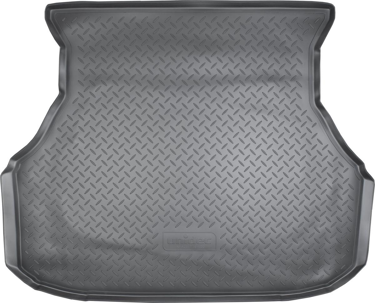 Ковер автомобильный NorPlast, в багажник, для Datsun On-Do, 2014-, полиуретанNPA00-T16-400Прочные и долговечные коврики в салон автомобиля NorPlast, изготовленный из высококачественного и экологичного сырья, полностью повторяет геометрию салона автомобиля. - Надежная система крепления, позволяющая закрепить коврик на штатные элементы фиксации, в результате чего отсутствует эффект скольжения по салону автомобиля. - Высокая стойкость поверхности к стиранию. - Специализированный рисунок и высокий борт, препятствующие распространению грязи и жидкости по поверхности коврика. - Перемычка задних ковриков в комплекте предотвращает загрязнение тоннеля карданного вала. - Произведены из первичных материалов, в результате чего отсутствует неприятный запах в салоне автомобиля. - Высокая эластичность, можно беспрепятственно эксплуатировать при температуре от -45°C до +45°C.
