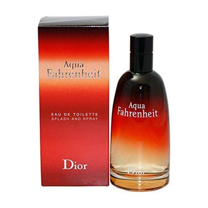 Christian Dior Fahrenheit Одеколон мужской, 125 мл963426Цитрусовый