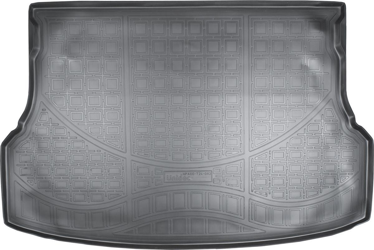 Купить Ковер автомобильный NorPlast , в багажник, для Geely Emgrand, 2013-, X7, полиуретан