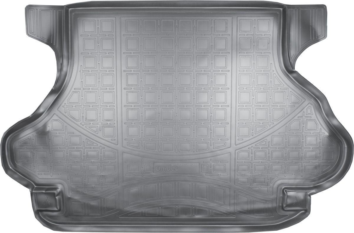 Ковер автомобильный NorPlast, в багажник, для Honda CR-V, 1997-2001, RD1;RD2, полиуретанNPA00-T30-200Прочные и долговечные коврики в салон автомобиля NorPlast, изготовленный из высококачественного и экологичного сырья, полностью повторяет геометрию салона автомобиля. - Надежная система крепления, позволяющая закрепить коврик на штатные элементы фиксации, в результате чего отсутствует эффект скольжения по салону автомобиля. - Высокая стойкость поверхности к стиранию. - Специализированный рисунок и высокий борт, препятствующие распространению грязи и жидкости по поверхности коврика. - Перемычка задних ковриков в комплекте предотвращает загрязнение тоннеля карданного вала. - Произведены из первичных материалов, в результате чего отсутствует неприятный запах в салоне автомобиля. - Высокая эластичность, можно беспрепятственно эксплуатировать при температуре от -45°C до +45°C.