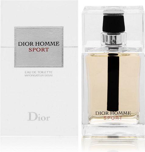 Christian Dior Homme Sport Туалетная вода мужская, 75 мл dior dior дезодорант стик homme 75 г