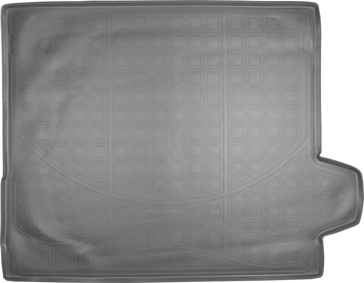 Ковер автомобильный NorPlast, в багажник, для Land Rover Rover Range Rover Sport, 2013-, полиуретанNPA00-T46-620Прочные и долговечные коврики в салон автомобиля NorPlast, изготовленный из высококачественного и экологичного сырья, полностью повторяет геометрию салона автомобиля. - Надежная система крепления, позволяющая закрепить коврик на штатные элементы фиксации, в результате чего отсутствует эффект скольжения по салону автомобиля. - Высокая стойкость поверхности к стиранию. - Специализированный рисунок и высокий борт, препятствующие распространению грязи и жидкости по поверхности коврика. - Перемычка задних ковриков в комплекте предотвращает загрязнение тоннеля карданного вала. - Произведены из первичных материалов, в результате чего отсутствует неприятный запах в салоне автомобиля. - Высокая эластичность, можно беспрепятственно эксплуатировать при температуре от -45°C до +45°C.