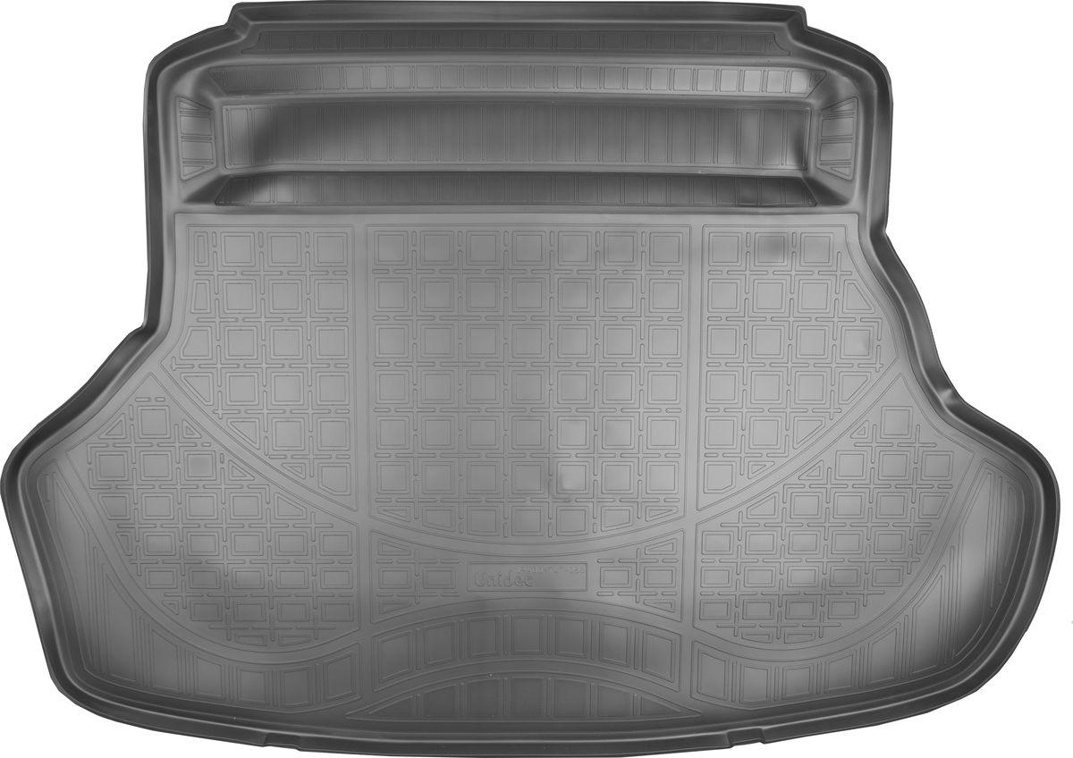 Ковер автомобильный NorPlast, в багажник, для Lexus ES, 2012-, VI, полиуретанNPA00-T47-060Прочные и долговечные коврики в салон автомобиля NorPlast, изготовленный из высококачественного и экологичного сырья, полностью повторяет геометрию салона автомобиля. - Надежная система крепления, позволяющая закрепить коврик на штатные элементы фиксации, в результате чего отсутствует эффект скольжения по салону автомобиля. - Высокая стойкость поверхности к стиранию. - Специализированный рисунок и высокий борт, препятствующие распространению грязи и жидкости по поверхности коврика. - Перемычка задних ковриков в комплекте предотвращает загрязнение тоннеля карданного вала. - Произведены из первичных материалов, в результате чего отсутствует неприятный запах в салоне автомобиля. - Высокая эластичность, можно беспрепятственно эксплуатировать при температуре от -45°C до +45°C.