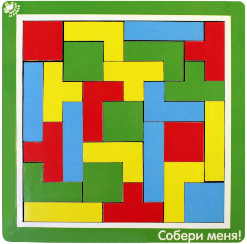Фабрика Мастер игрушек Головоломка Увлекательная головоломка головоломка яблоко 90005