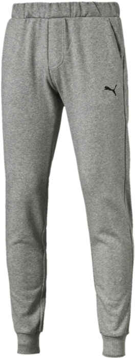 Брюки мужские Puma ESS Sweat Pants, цвет: серый. 83838003. Размер XXL (52/54) брюки спортивные мужские puma ess woven pants op цвет черный 838274011 размер xxl 52 54