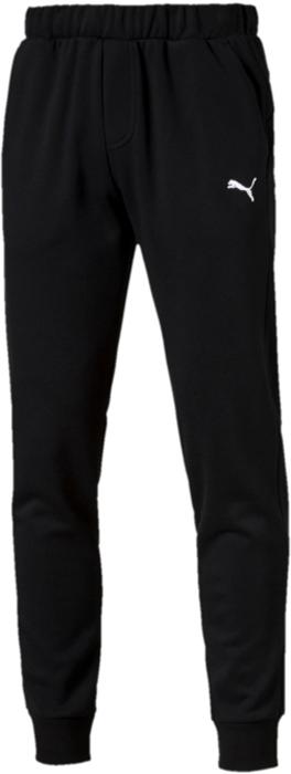 Брюки мужские Puma ESS Sweat Pants, FL, cl., цвет: черный. 83837801. Размер XXL (52/54) аккумуляторный триммер greenworks 82v gd82bc 2101707