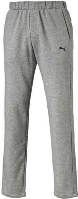 Брюки мужские Puma ESS Sweat Pants, TR, op., цвет: серый. 838373031. Размер XXL (52/54) полотенца банные puma полотенце puma tr towel