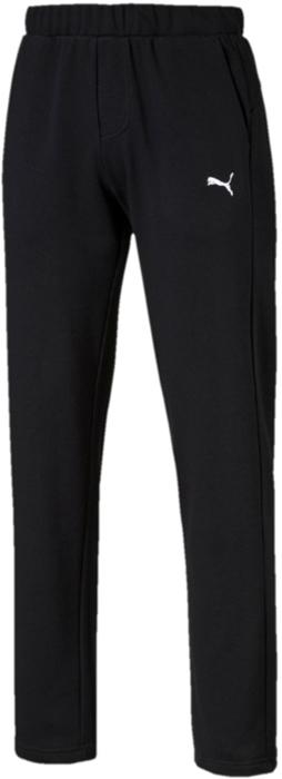 Брюки мужские Puma ESS Sweat Pants, TR, op., цвет: черный. 838373011. Размер M (46/48) полотенца банные puma полотенце puma tr towel
