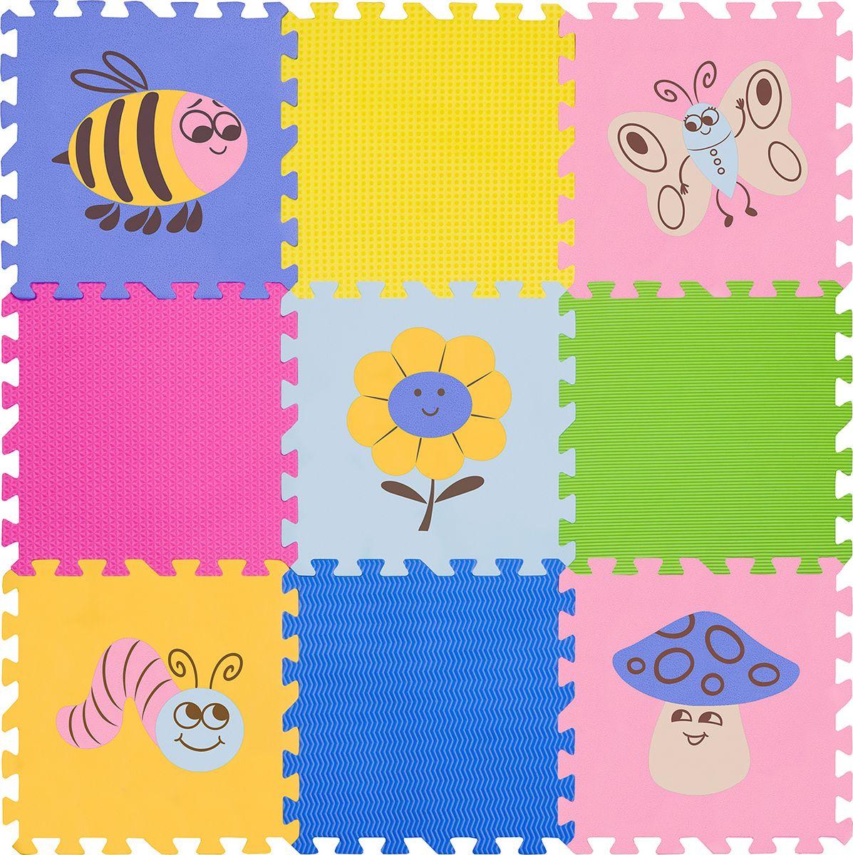 Funkids NT Коврик-пазл с рисунками Окружающий Мир KB-D201B-NT-03