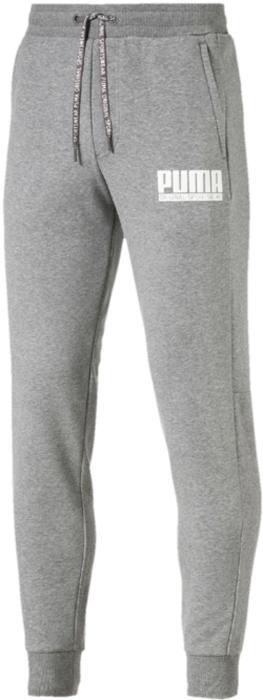 Брюки мужские Puma Style Athletics Pants Tr Cl, цвет: серый. 85004603. Размер XXL (52/54)
