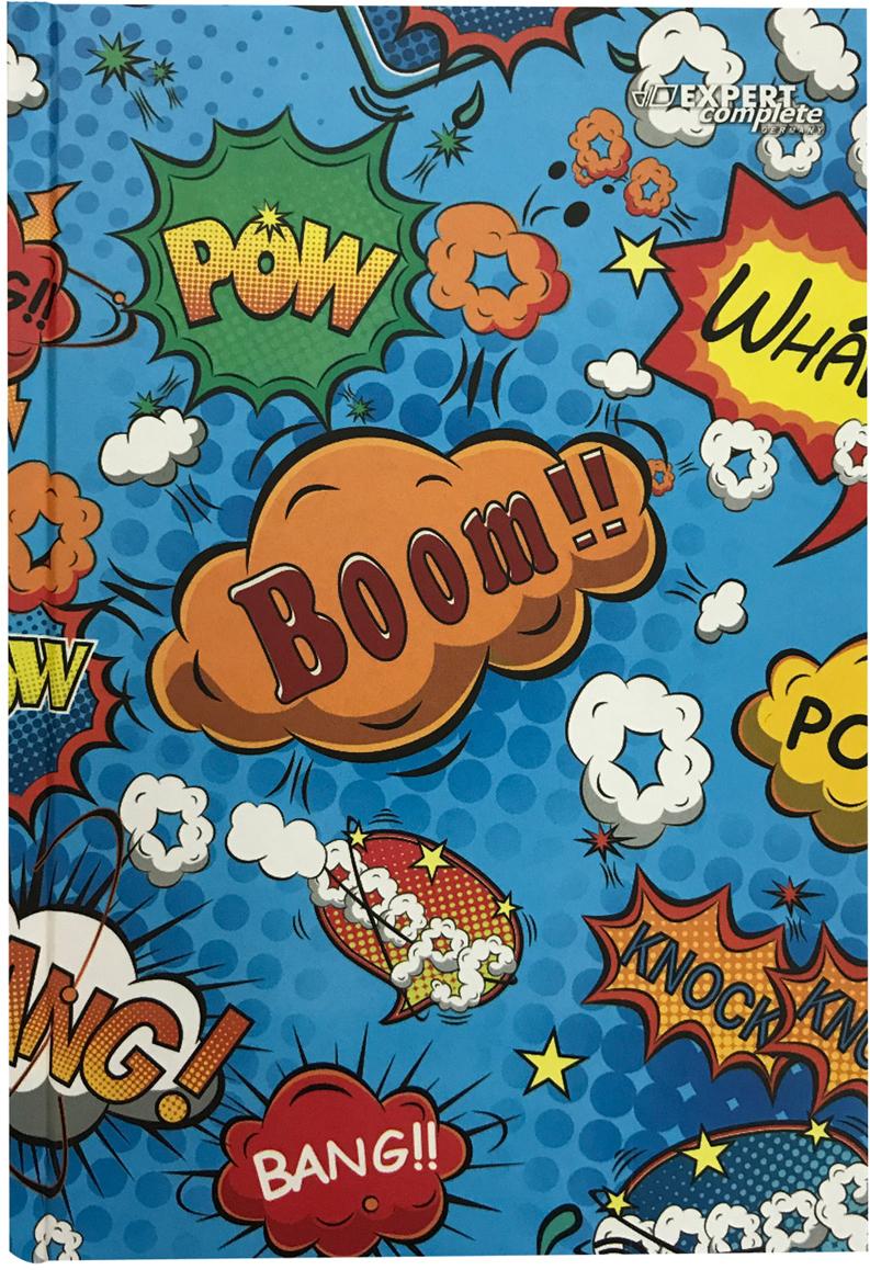 Expert Complete Ежедневник PopArt недатированный 288 листов цвет разноцветный формат A5 maestro de tiempo ежедневник estilo недатированный 288 листов цвет синий формат a5