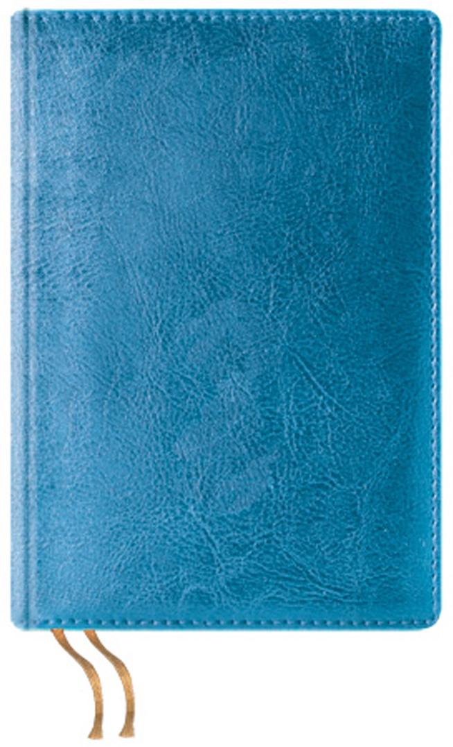 Maestro de Tiempo Ежедневник Estilo недатированный 288 листов цвет голубой формат A5 обложки maestro de tiempo обложка для паспорта heart