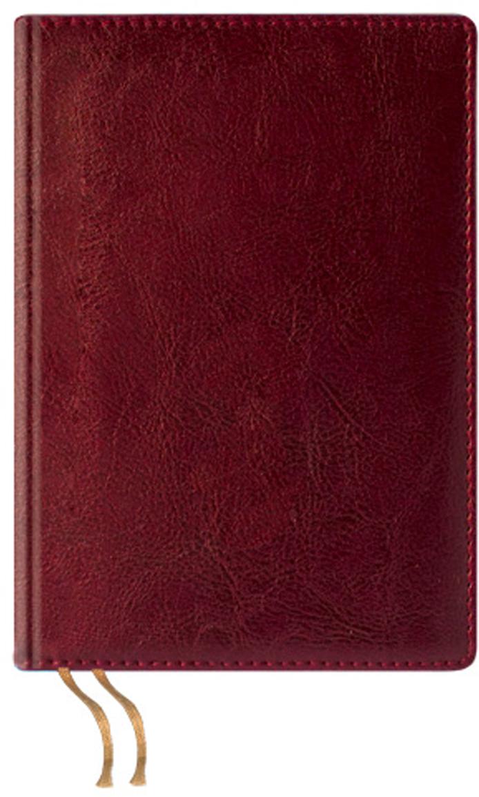 Maestro de Tiempo Ежедневник Estilo недатированный 288 листов цвет бордовый формат A5 обложки maestro de tiempo обложка для паспорта heart
