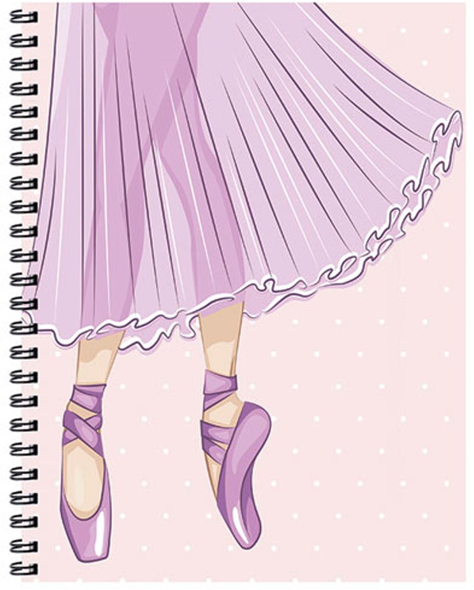 Expert Complete Тетрадь Compliment Ballet 96 листов цвет светло-розовый формат A5 complete tattoo kit