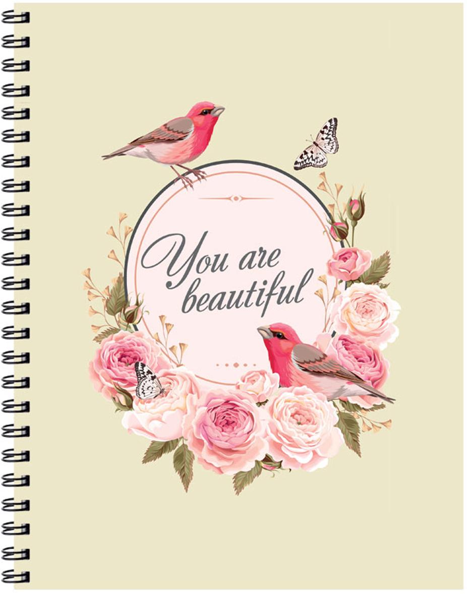Expert Complete Тетрадь Compliment Vintage 96 листов цвет светло-бежевый розовый формат A5 complete tattoo kit
