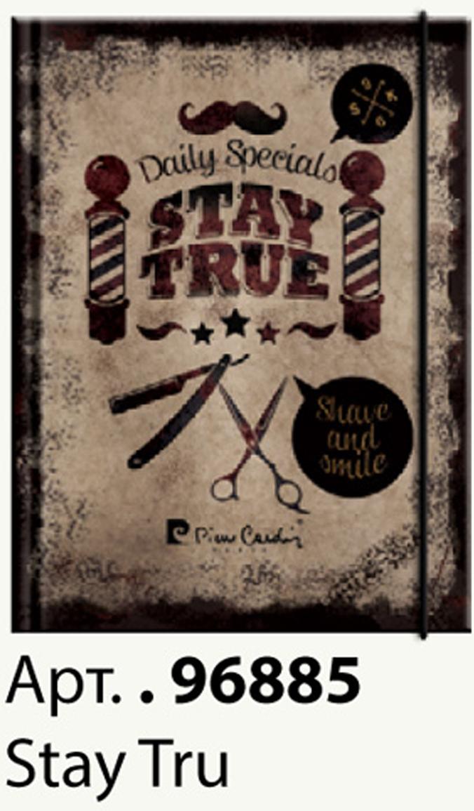 Pierre Cardin Еженедельник Stay True недатированный 96 листов на резинке цвет бежевый формат A6 чулки pierre cardin чулки