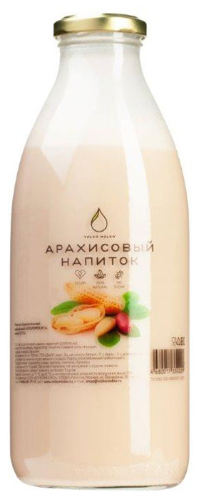 VolkoMolko Арахисоый напиток, 750 г